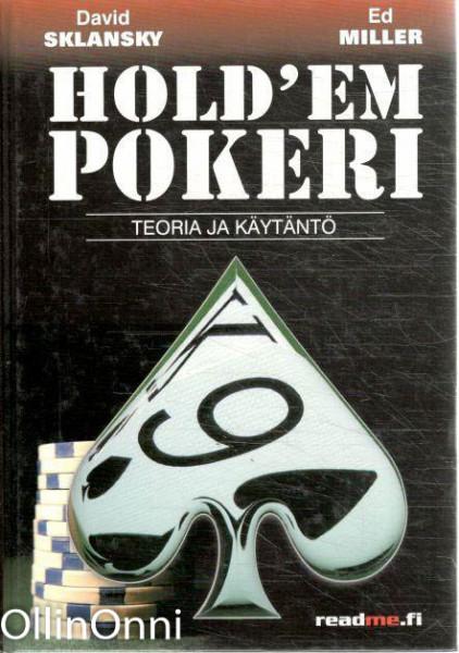 Hold'em pokeri : teoria ja käytäntö, David Sklansky