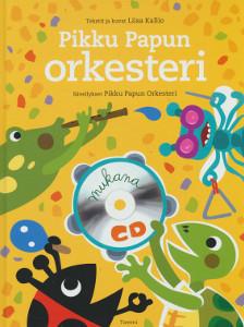 Pikku Papun orkesteri, Liisa Kallio