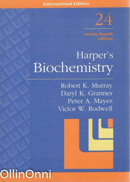 Harper's Biochemistry, Robert K. Murray