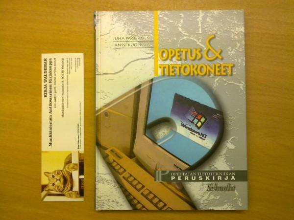 Opetus ja tietokoneet, Juha Paananen