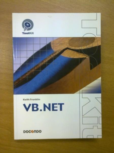 VB.NET, Franklin Franklin Keith