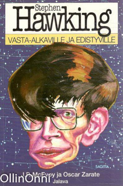 Stephen Hawking vasta-alkaville ja edistyville, J. P. McEvoy