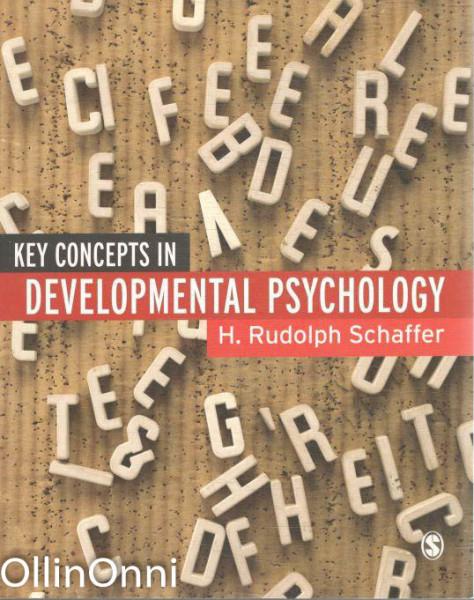 Key Concepts in Developmental Psychology, H. Rudolph Schaffer