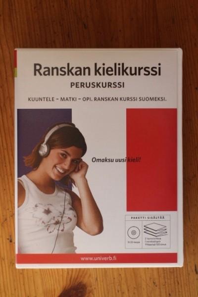 Ranskan kielikurssi peruskurssi. Kuuntele - matki - opi. Ranskan kurssi suomeksi.,