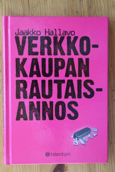 Verkkokaupan rautaisannos, Jaakko Hallavo