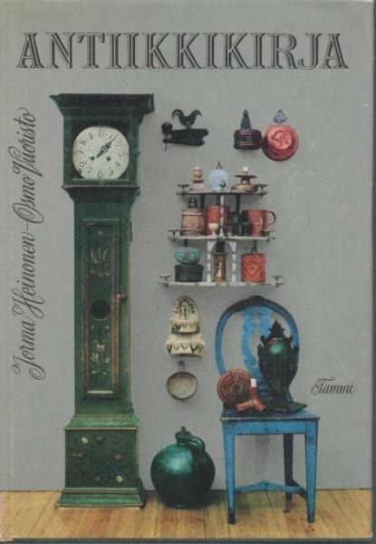 Antiikkikkirja, Jorma Heinonen