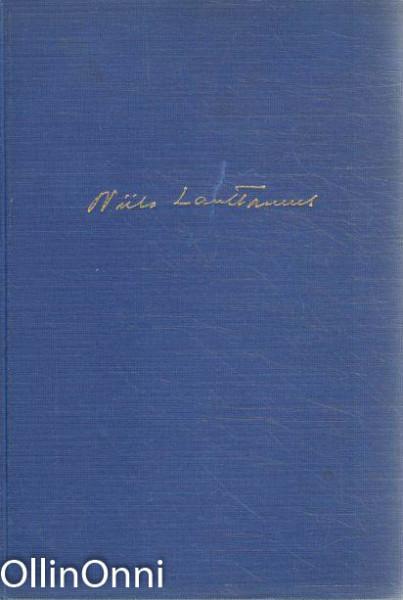 Viikinkidivisioona, Niilo Lauttamus