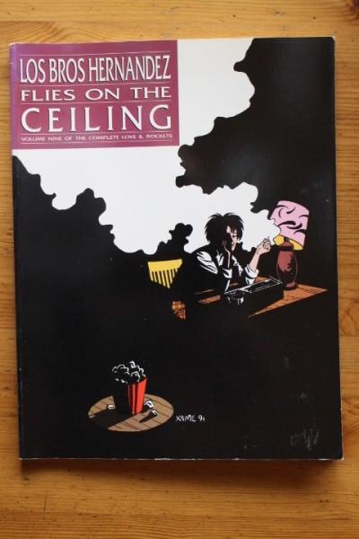 Flies on the Ceiling - volume nine of the Complete Love & Rockets, Los Bros Hernandez