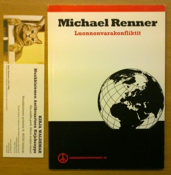 Luonnonvarakonfliktit, Michael Renner