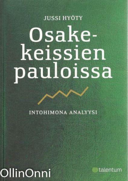 Osakekeissien pauloissa, Jussi Hyöty