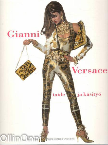 Gianni Versacen taide ja käsityö, Claire Wilcox