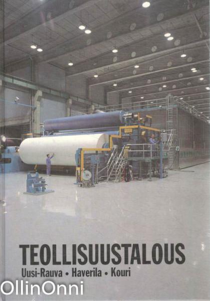 Teollisuustalous, Erkki Uusi-Rauva