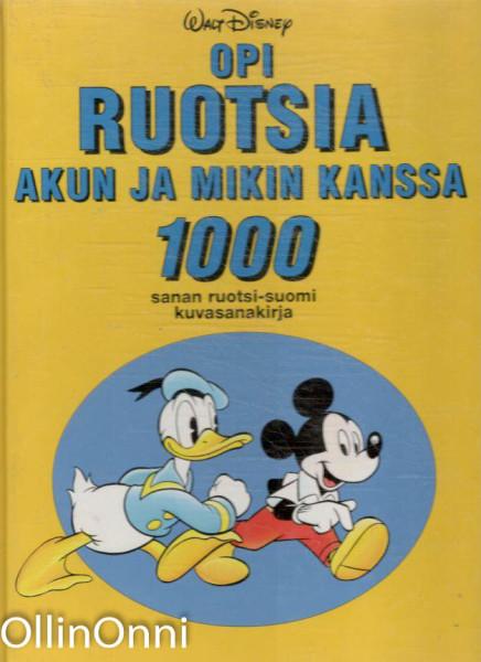 Opi ruotsia Akun ja Mikin kanssa, Päivi Rekiaro