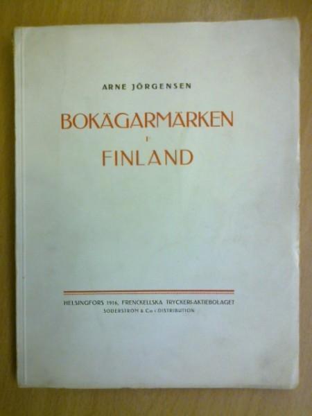 Bokägarmärken i Finland, Arne Jörgensen