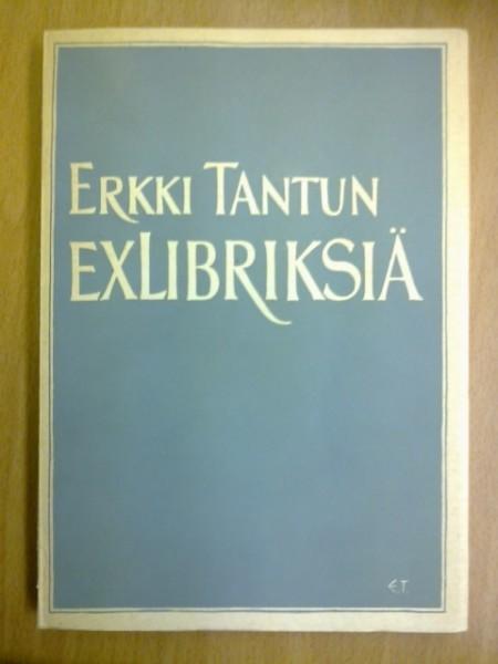 Erkki Tantun exlibriksiä, Jaakko Puokka