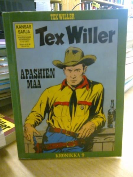 Tex Willer Kronikka 09 - Apashien maa - (Näköispainos numeroista 5-6/1972),