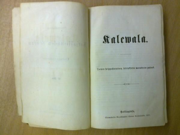 Kalewala - Toinen helppohintainen, selityksillä varustettu painos (Kalevala), Elias Lönnrot