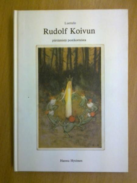 Luettelo Rudolf Koivun piirtämistä postikorteista, Hannu Hytönen