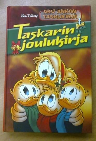 Taskarin joulukirja, Walt Disney