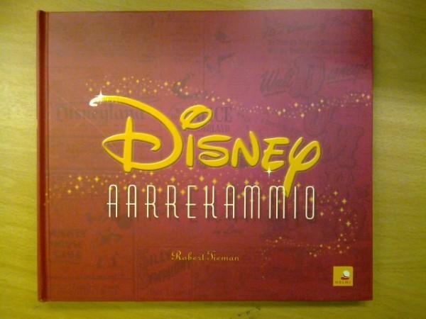 Disney-aarrekammio, Robert Tieman
