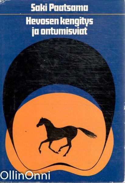Hevosen kengitys ja ontumisviat, Saki Paatsama