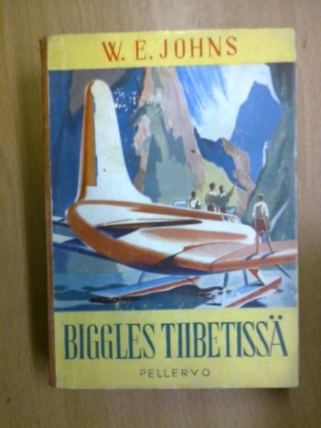 Biggles Tiibetissä, Johns W. E.