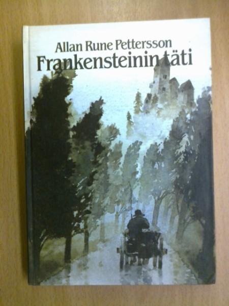 Frankensteinin täti. Kammottava päähänpisto, Allan Pettersson