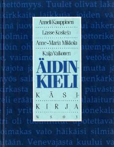 Äidinkieli. Käsikirja, Anneli Kauppinen