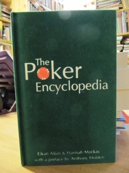 The Poker Encyclopedia, Elkan Allan