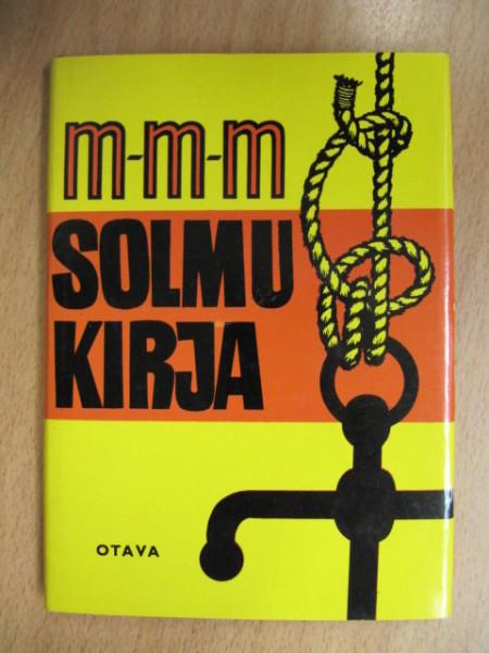 m-m-m solmukirja, Wirkkala Ilmari