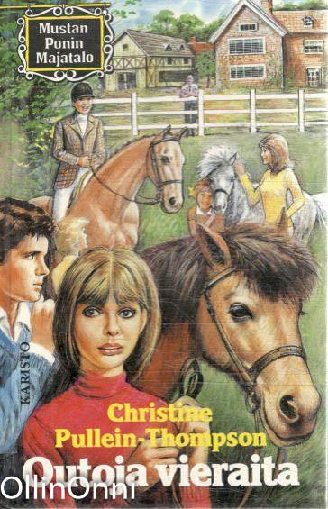 Outoja vieraita, Christine Pullein-Thompson