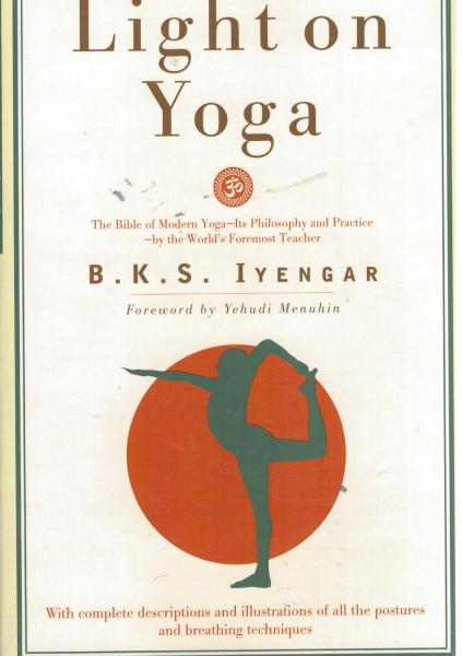 Light on Yoga, B.K.S. Iyengar