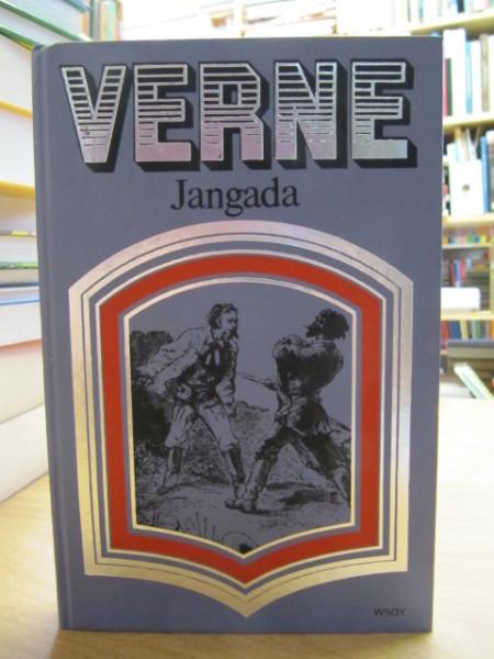 Jangada : 800 peninkulmaa Amazonia pitkin, Jules Verne