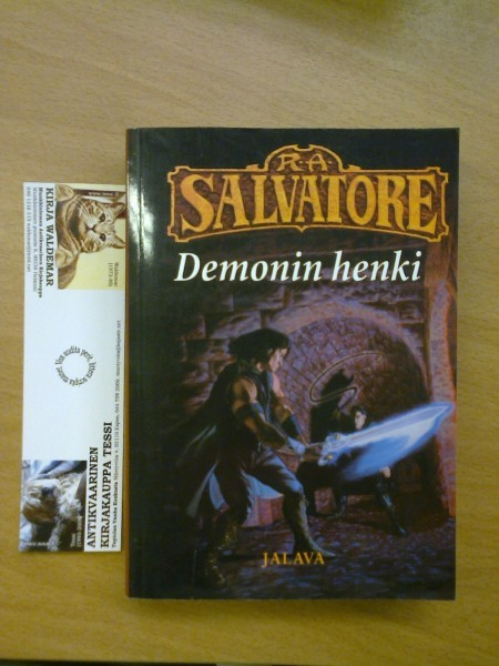 Demonin henki, R. A. Salvatore