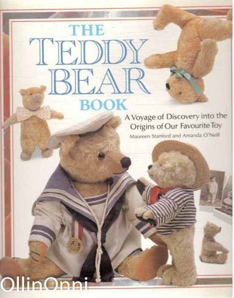 The Teddy Bear Book, Maureen Stanford