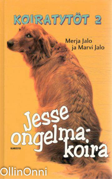 Jesse ongelmakoira, Merja Jalo