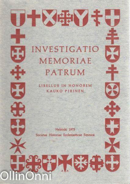 Investigatio memoriae patrum, Kauko Pirinen