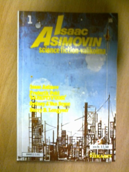 Isaac Asimov science fiction valikoima 1, Isaac Asimov