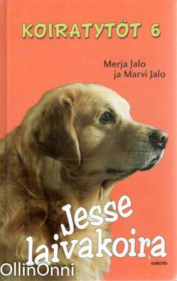 Jesse laivakoira, Merja Jalo