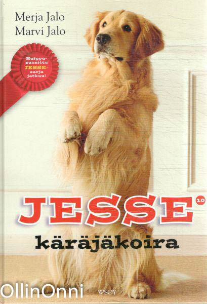 Jesse käräjäkoira, Merja Jalo