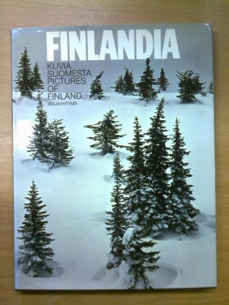 Finlandia - kuvia Suomesta, Kalervo Siikala