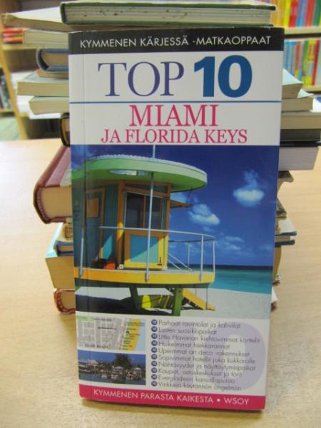 Top 10 Miami ja Florida Keys, Jeffrey Kennedy