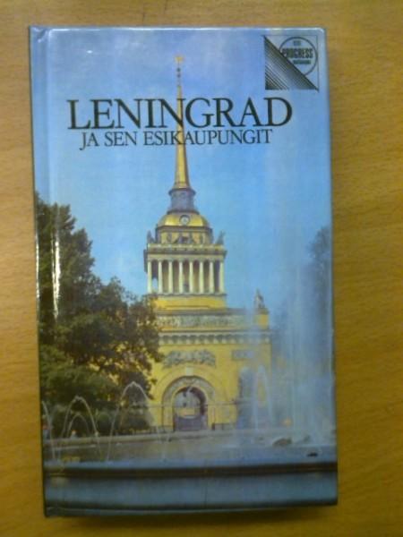 Leningrad ja sen esikaupungit, Doroshinskaja Jelena - Krutshina-Bogdanov Vadim