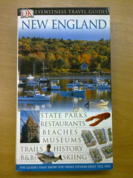 Eyewitness Travel Guides - New England, McDevitt Neale