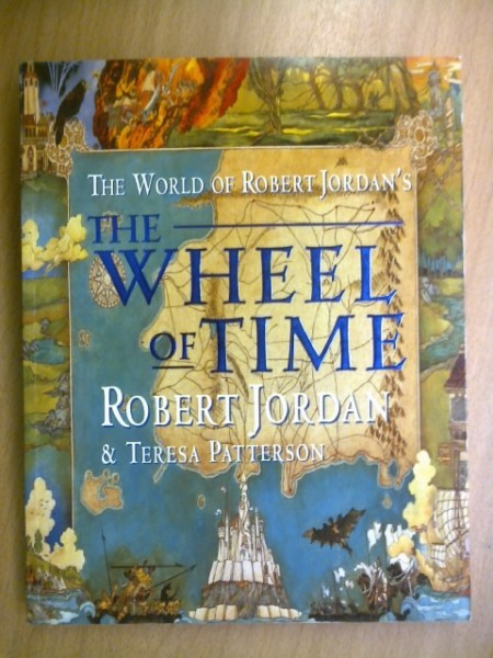 The world of Robert Jordan's The wheel of time, Robert Jordan