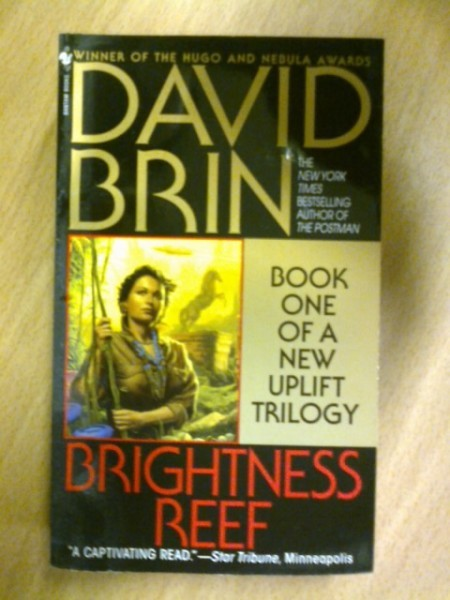 Brightness Reef, David Brin