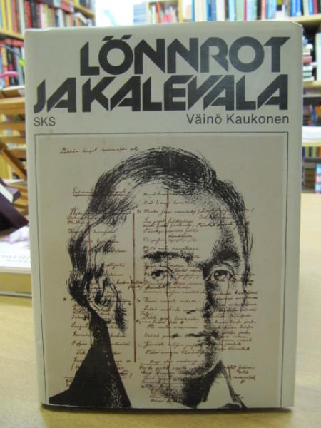 Lönnrot ja Kalevala, Väinö Kaukonen