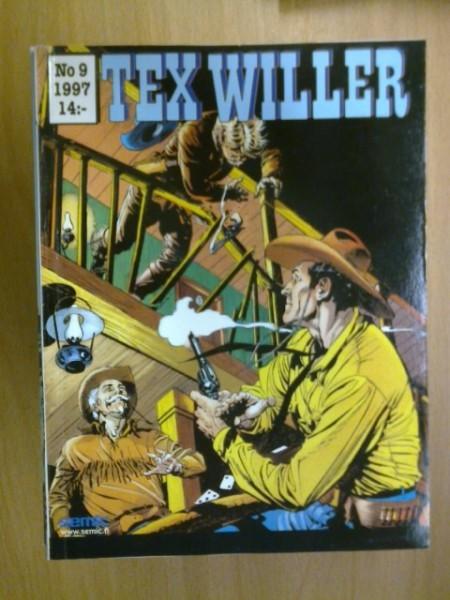 Tex Willer 1997 N:o 9,