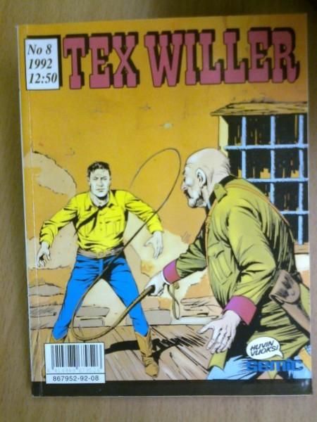 Tex Willer 1992 N:o 8,