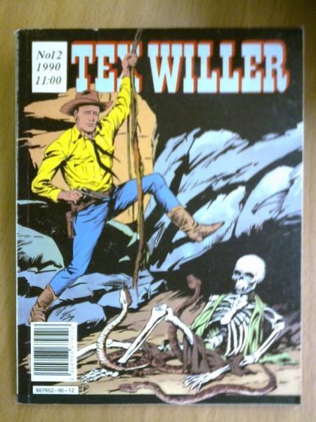 Tex Willer 1990 N:o 12,